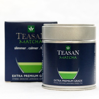 teasan matcha extra premium 40g can