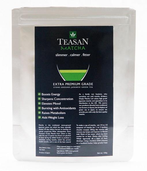 Teasan Extra Premium 100g bag
